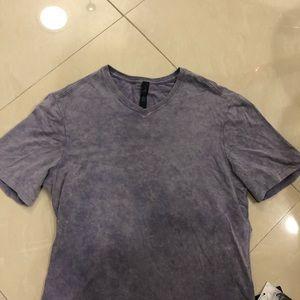 lululemon athletica Shirts - NWT Lululemon 5 Year Basic Tee V Neck $68-Size S